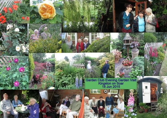 Kingston on Soar Garden Visit