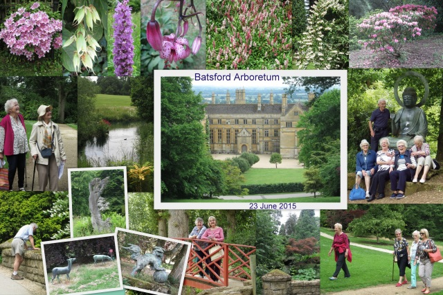 Batsford Arboretum 2015