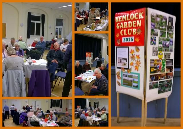 The Hemlock Garden Club Christmas Party 2016