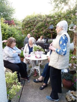 Evening garden visit 5